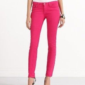 Kate Spade Perry Street Cropped Jeans, size 32